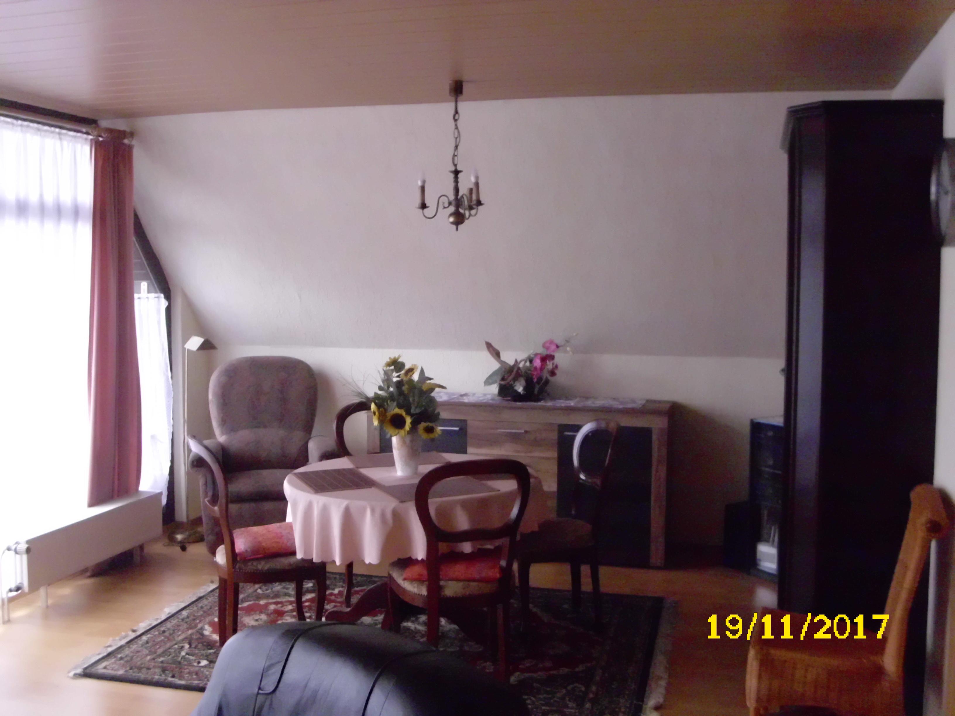 Ferienwohnung Helwig 65qm, Wohnzimmer